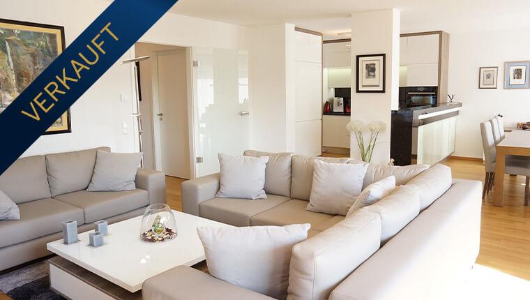 Exklusive, sehr gut ausgestattete Eigentumswohnung