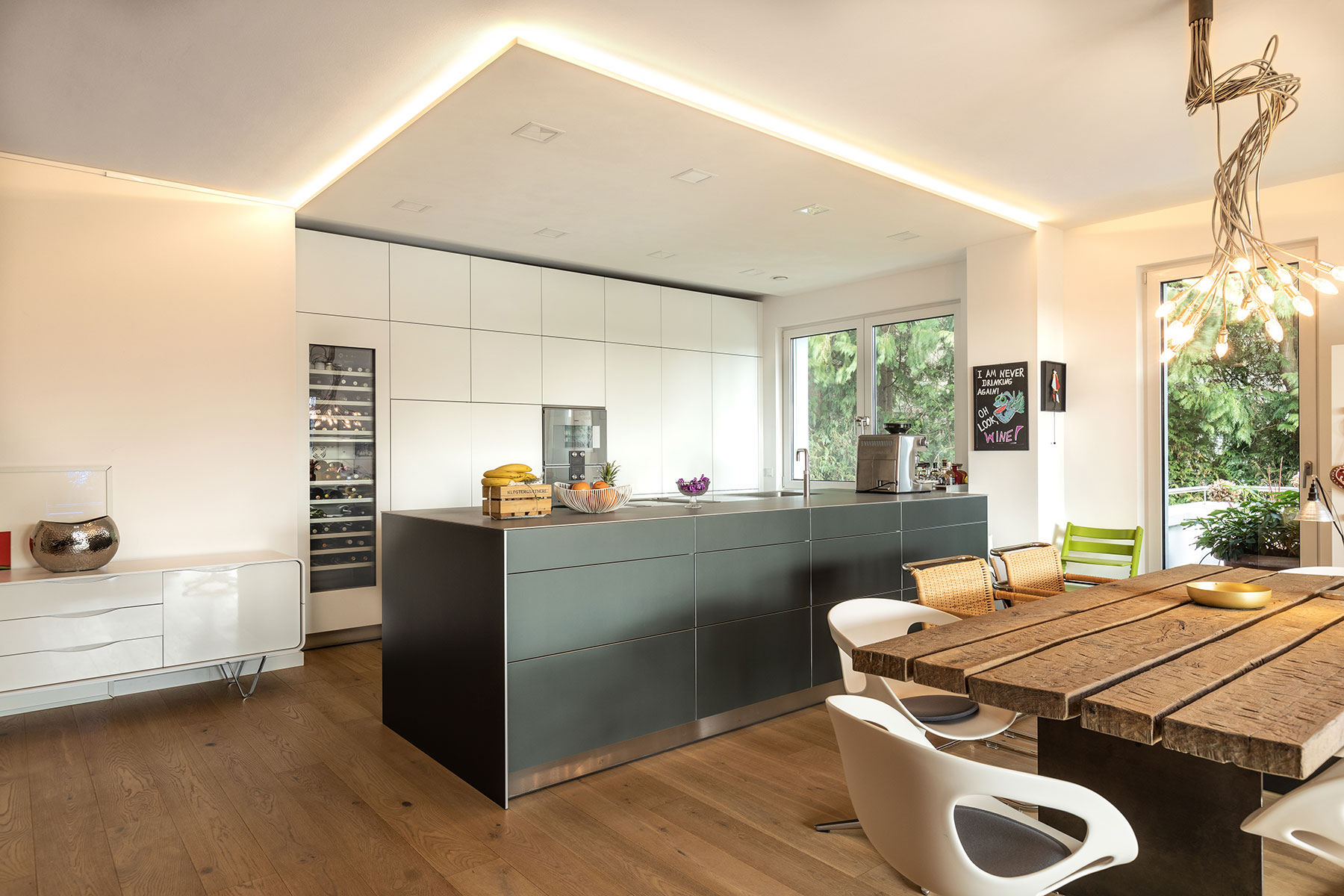 Exklusive Terrassenwohnung  in Bensberger Bestlage