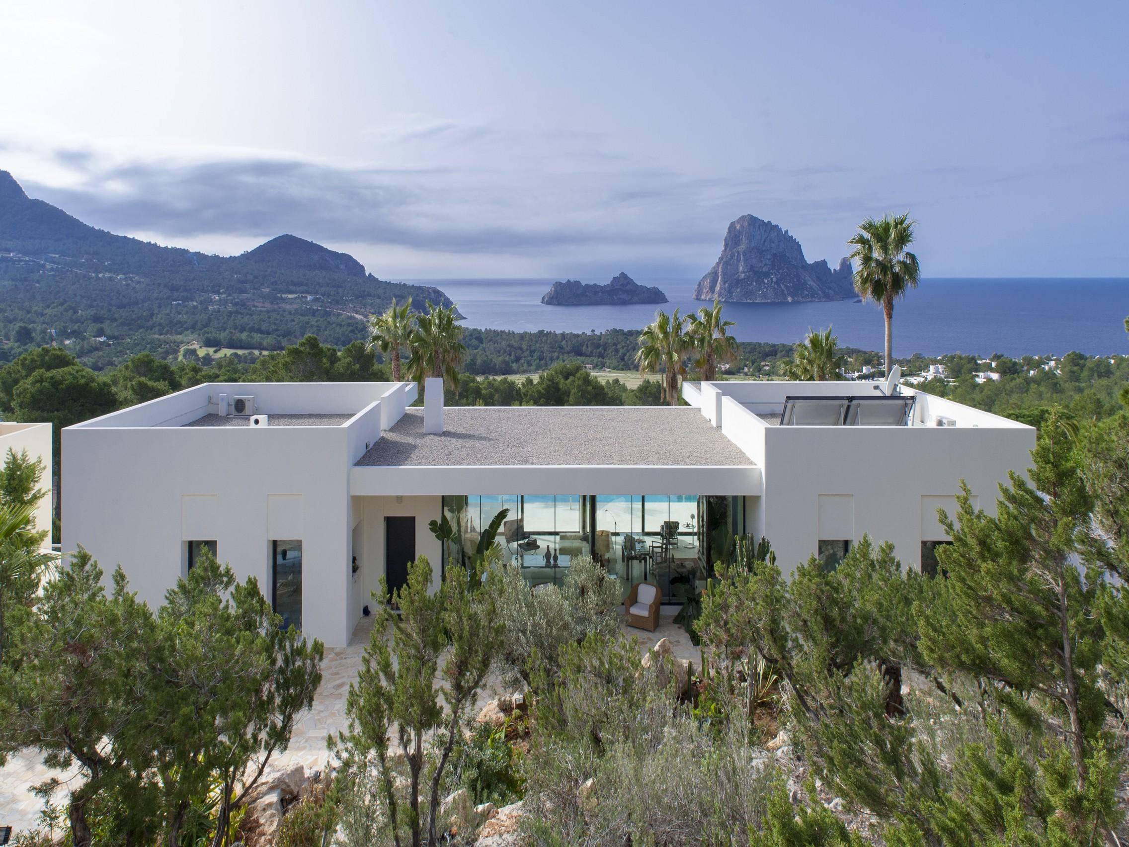 Ultra moderne Villa mit majestätisch Meerblick