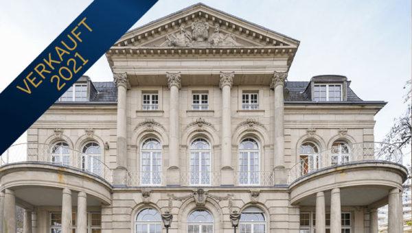 Villa Boisserée– eines der imposantesten Anwesen in Bayenthal