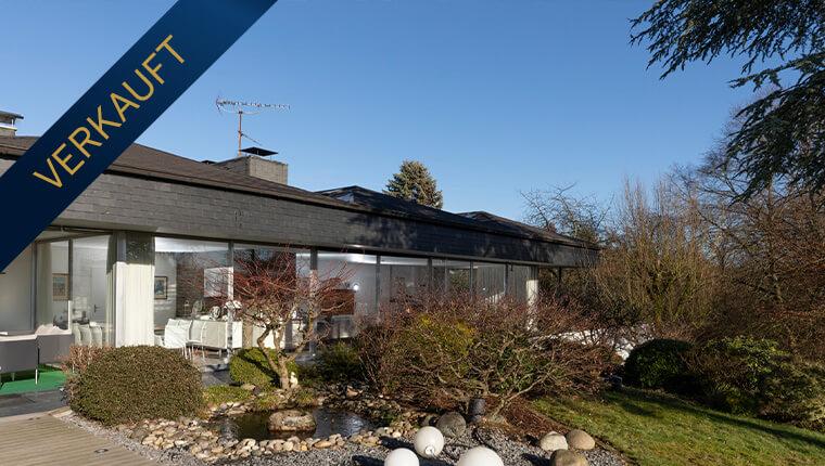 Premium Immobilie auf 9.500m² Grundstück in Kürten mit Indoor-Schwimmbad & Sauna.